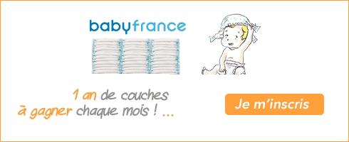 Tentez de gagner 1 an de couche, 10 Box Tiniloo - jeu-concours Babyfrance