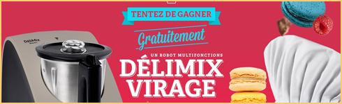 VIP CONCOURS - GAGNEZ 1 ROBOT MULTIFONCTIONS