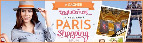 VIP CONCOURS - GAGNEZ 1 WEEK-END A PARIS